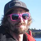 Daniel Aspelund er prosjektleder for rigg og bygg i Måneproduksjoner.